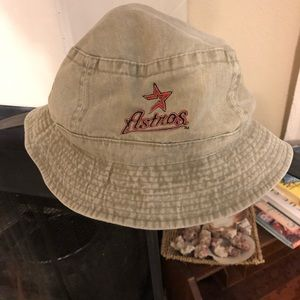 Other - Houston Astros Bucket/Fishing Hat (B6)